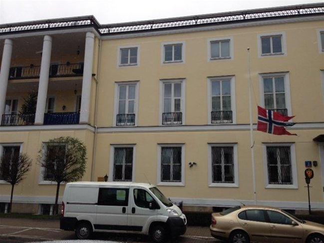 flaga-norwegii-ambasada