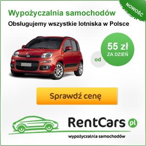 rentcars - wypożyczalnia samochodów