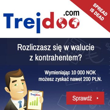 trejdoo - wymiana walut
